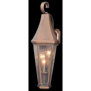 Middletown 3-Light Outdoor Wall Lantern b..