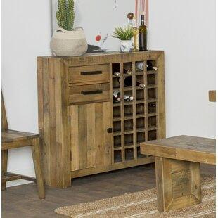Abbey 28 Bottle Floor Wine Cabinet by Mistana