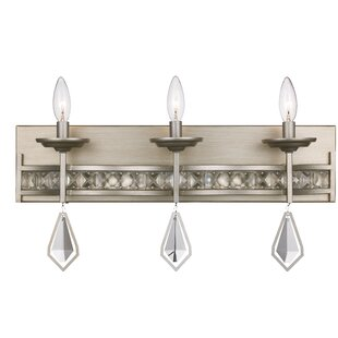 Badgley 3-Light Vanity Light by House of Hampton
