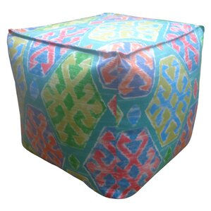 Crayon Outdoor Pouf Ottoman by Jiti