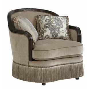 Astoria Grand Coven Barrel Chair