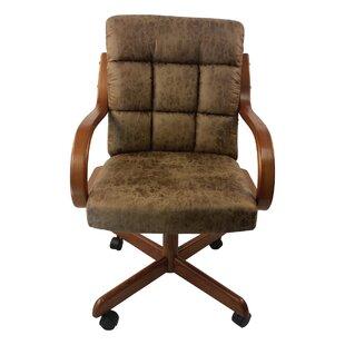 Red Barrel Studio Ceballos Upholstered Dining Chair