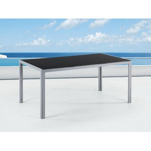 Aluminium Dining Table By Sol 72 Outdoor