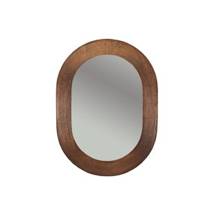 Premier Copper Products Hand Hammered Accent Mirror