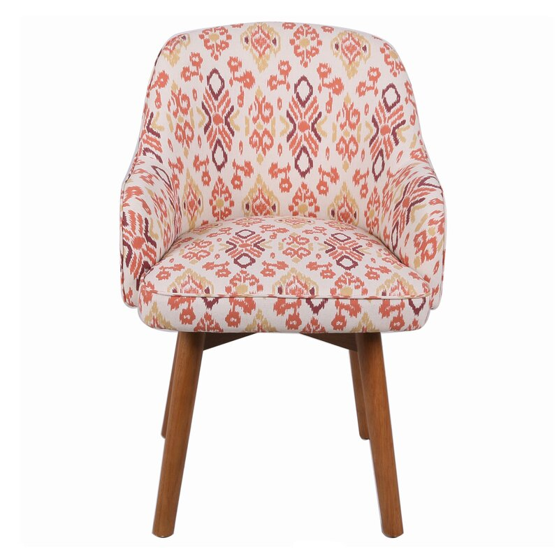 Mistana Laila Swivel Arm Chair | Wayfair