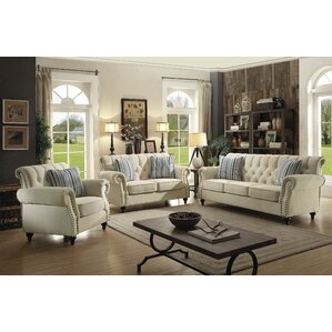Glendale Configurable Living Room Set by Three Posts
