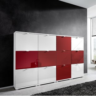 Colorado 48 Pair Shoe Storage Cabinet By Ebern Designs