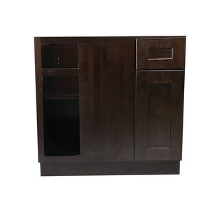 Brookings 34.5 x 36 Kitchen Blind Base Cabinet by Design House