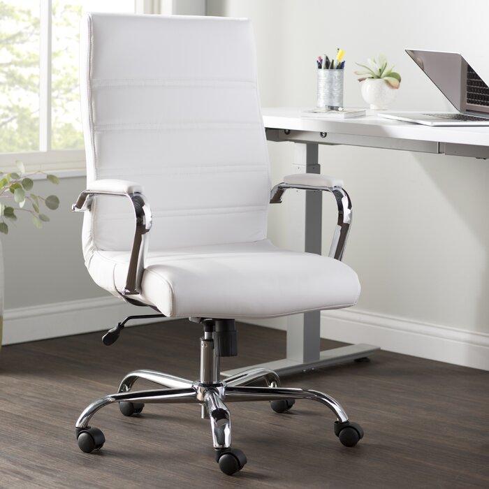 the best attitude 6ce3b 33229 Wayfair basics Ergonomic Executive Chair