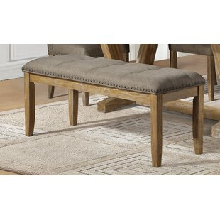 Lark Manor Bellegarde Upholstered Bench