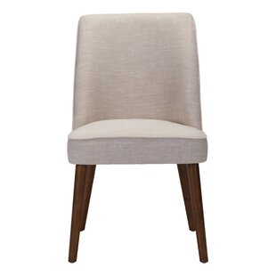 Derek Side Chair in Linen Blen..