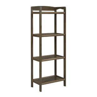 Fennell Tall Etagere Bookcase