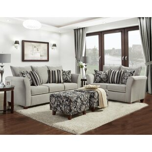 Red Barrel Studio Verduzco Configurable 2 Piece Living Room Set