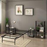 Cutshall Twin Platform 4 Piece Bedroom Set by Ebern Designs