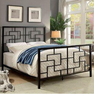 Brayden Studio Payne Panel Bed
