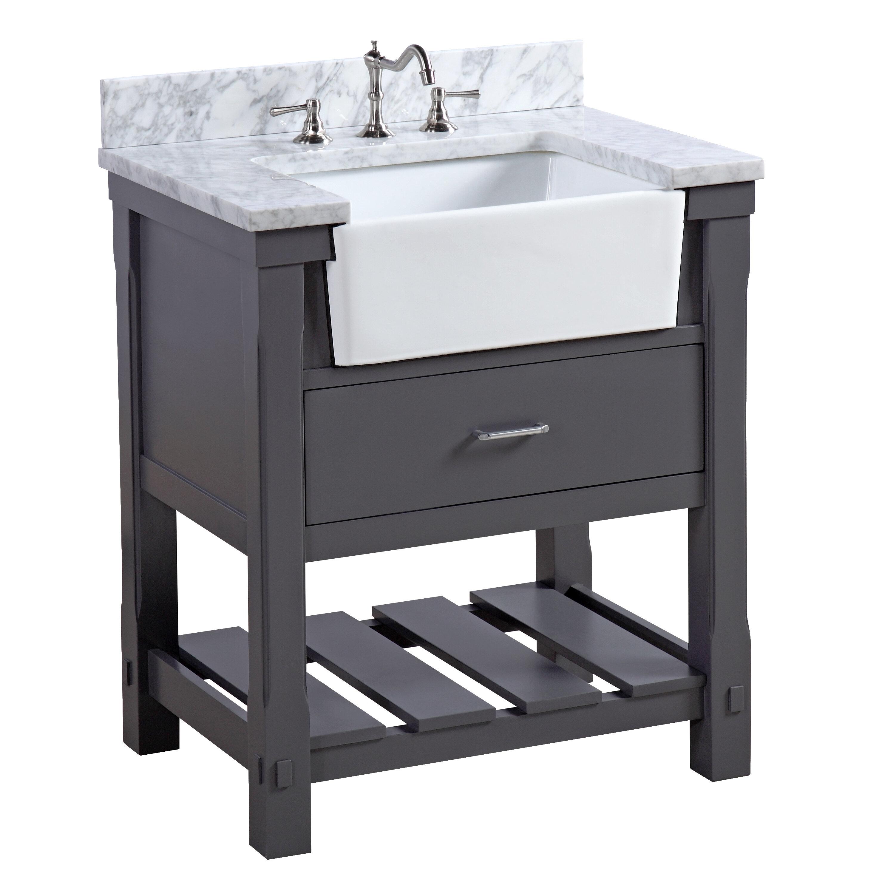 Wayfair Farmhouse Bathroom Vanities You Ll Love In 2021