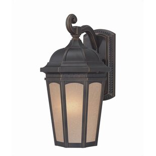 Low priced Village Manor 1 Light Outdoor Wall Lantern By Westinghouse Lighting