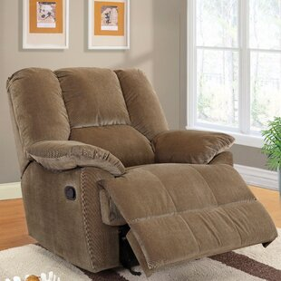 Taggart Manual Glider Recliner by Red Barrel Studio Modern