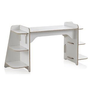 Lyceum 154cm Writing Desk By Harriet Bee