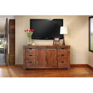 Top Reviews Rivet TV Stand for TVs up to 70 by Loon Peak Reviews (2019) & Buyer's Guide