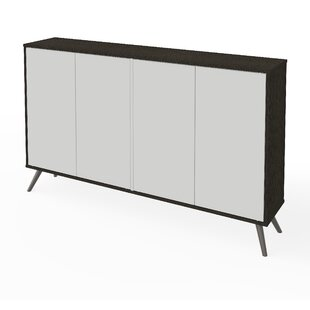 Daleville 4 Door Accent Cabinet by Corrigan Studio