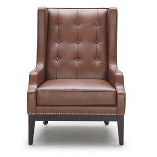 Sunpan Modern 5West Wingback Chair
