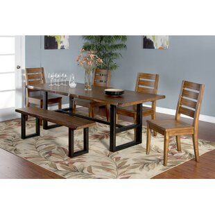 Shamane Dining Table by Gracie Oaks Best Choices