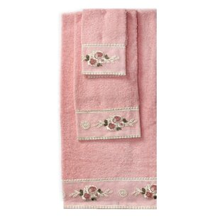Oaklee 3 Piece 100 Cotton Towel Set