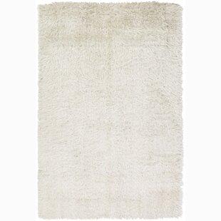 Best Deals Samora White Area Rug ByBrayden Studio