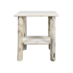 Abordale Chairside Table by Loon Peak Herry Up