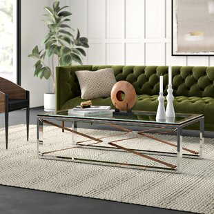Hanning Coffee Table by Mercury Row