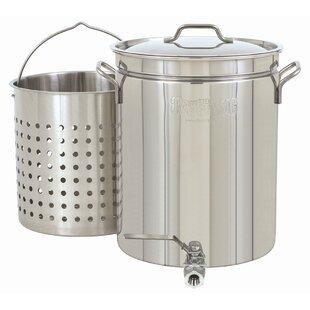 40-qt. Multi-Pot with Faucet