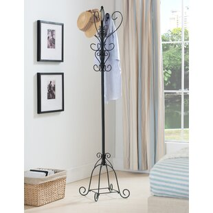 Charlton Home Coat Rack