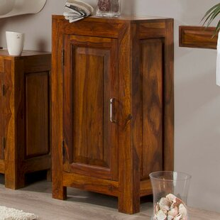 Cubus 42 X 80cm Freestanding Bathroom Cabinet By Massivum