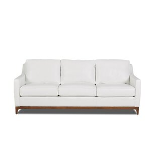 Sonia Leather Sofa