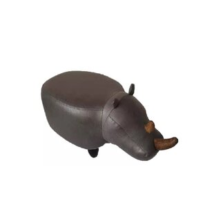 Reggie The Rhino Footstool By Gardeco