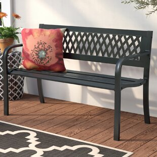 Kirwin Steel Garden Bench