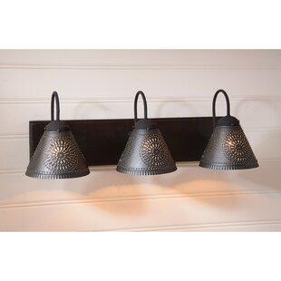 Gracie Oaks Westin 3-Light Vanity Light