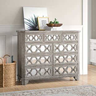 Cushing 9 Drawer Dresser by Mistana