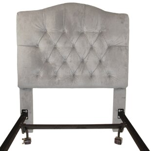 Price Check Garden District Twin Upholstered Headboard By Brighton Home Youth