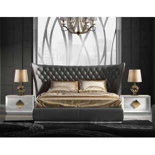 Knorr Panel 3 Piece Bedroom Set