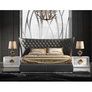 Knorr Panel 3 Piece Bedroom Set