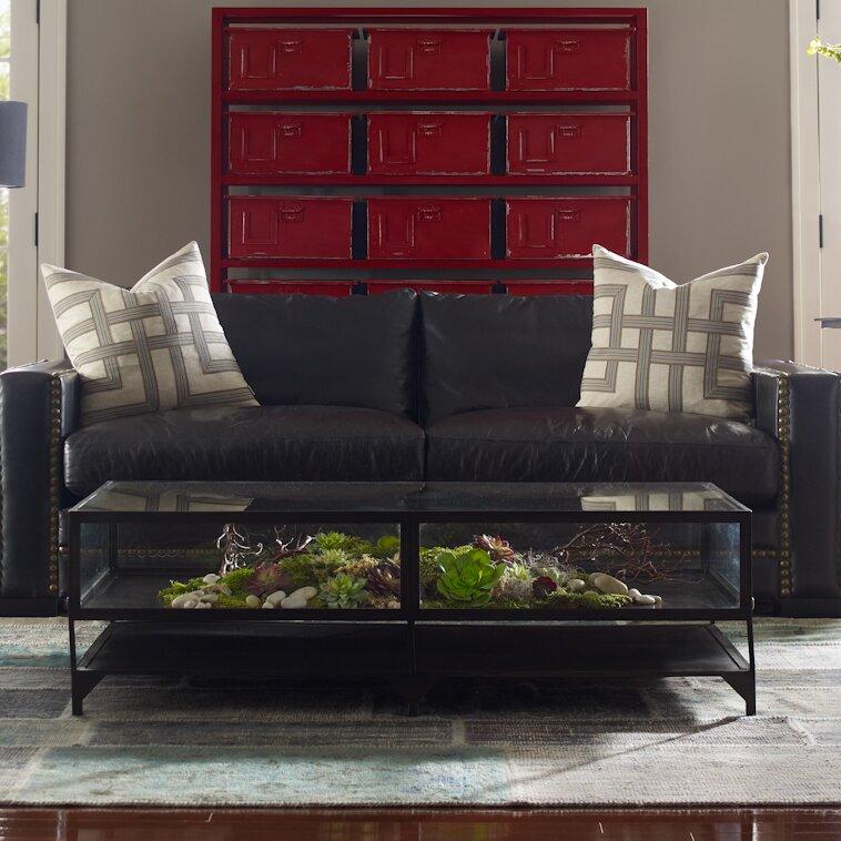 design tree home shadow box coffee table | wayfair