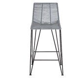 Fatoumata 25 Counter Stool by Bungalow Rose