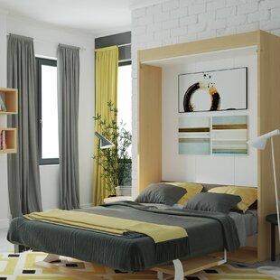 Gautreau Multimo Queen Murphy Bed by Brayden Studio