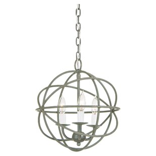 Pasley 3-Light Pendant by Breakwater Bay