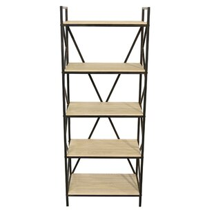 Rosalia Vertical Etagere Bookcase by 17 Stories 2019 Sale