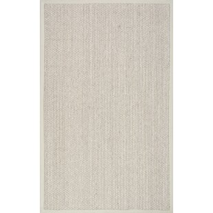 Metochi Natural Area Rug by Bay Isle Home