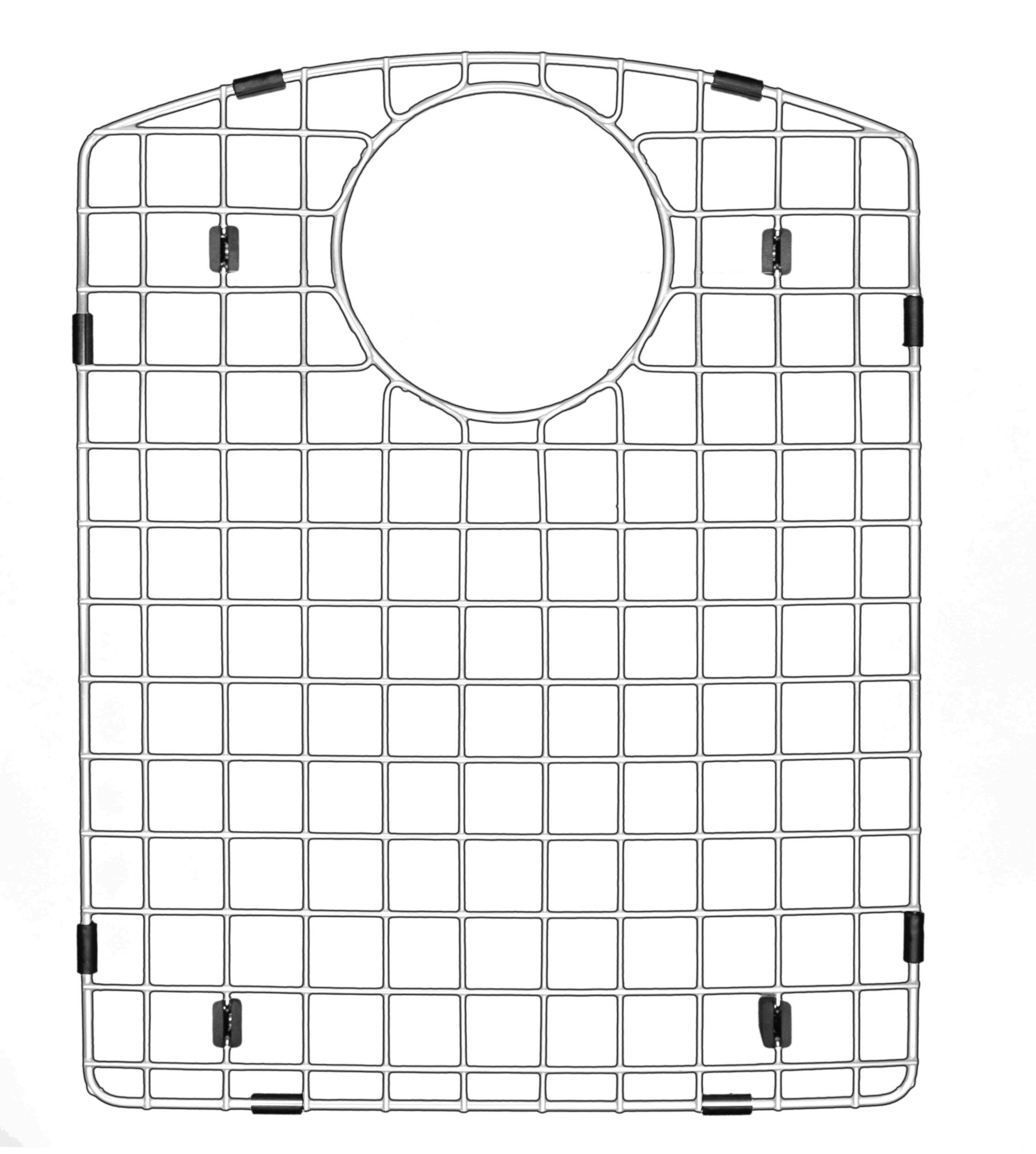 Karran 12 5 X 15 75 Sink Grid Wayfair