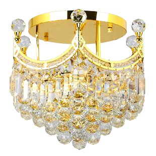 Carson 6-Light Semi Flush Moun..